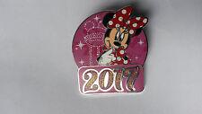 Minnie only from booster set 2017 Disney Land Paris Dlrp Dlp 2016 glitter Pin