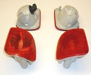 FOR RENAULT KANGOO MK3 rear fog light lamp & reflector / Left & Right