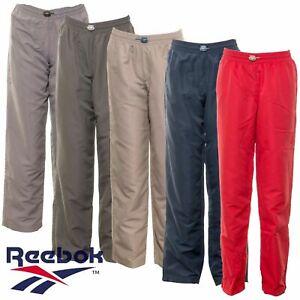 Reebok Sports Walking Camping Hiking Trousers Boys Kids Junior Tracksuit
