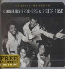 Classic Masters * Cornelius Brothers & Sister Rose 724353749927 CD
