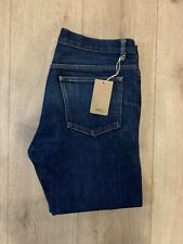 APC Petit Standard Jeans W31 Raw indigo. Lightly used w/Original Tags (RRP £150)