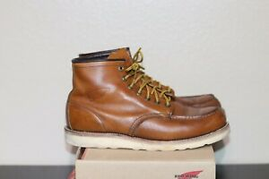 Red Wing Heritage Men's Boots - Oro Legacy, US 10