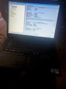 Dell Latitude E6500 Core 2 Duo INTEL 2 DUOP8400  2.26 GHz 4GB Laptop WIFI