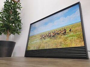 "Bang & Olufsen B&O BeoVision Horizon 40"" 4K Smart TV with Hinged Wall Bracket"
