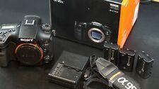 Sony Alpha A99 II 42.4MP Digital SLR Camera - Black (Body Only)