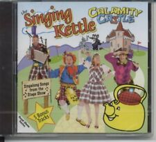 The Singing Kettle - Calamity Castle - The Singing Kettle CD 6CVG The Cheap Fast