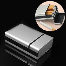 Aluminium Zigarre Cigar Taschen Box Behälter Holder Case Container Pocket NEU,~