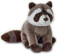NATIONAL GEOGRAPHIC RACCOON PLUSH SOFT TOY 24CM STUFFED ANIMAL - BNWT