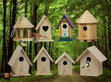 How To Build Bird House Feeder Bird bath Nature Bird Watching 50+ Books CD DVD