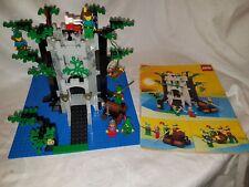 """Lego 6077 Castle Forestmen""""s River Fortress ,Figuren Robin Hood  Bauanleitung"""