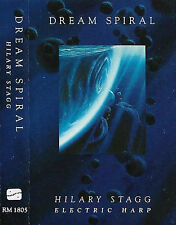 Hilary Stagg ‎Dream Spiral  CASSETTE ALBUM Real Music ‎RM 1805 New Age, Ambient