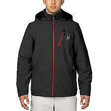 Spyder Mens Vyrse Red Ski Jacket Size Large (L)
