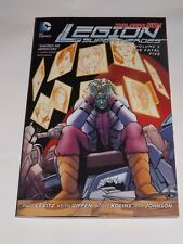 DC COMICS LEGION OF SUPER-HEROES THE FATAL FIVE TPB volume 3