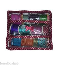 1 Bangles Watch Travel Case cover Jewelry storage Bag - 3 roll Dot Design