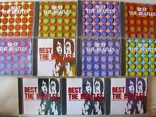 The Beatles Best 1-11- CTA Japan- 11 CDs WIE NEU (no Obi)