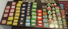 BIG LOT OF 250+ DIFF. BEER LABELS, ALL ARGENTINA, NORTE, PILSEN, ANDES, RUBIA #3