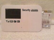 GSM Wireless Home Security Burglar Alarm System Control Panel & Motion Detector