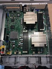 Dell 01012MT00-000-G. PowerEdge 510 Mobo. Dual Xeon E5630. 32 GB RAM. COA.