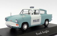 Atlas Editions 1/43 Scale 4 650 103 - Ford Anglia - Metropolitan Police Car