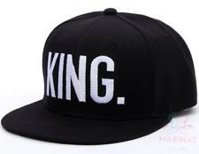 ✅UK STOCK ✅ NEW King cap /Snapback/Flat cap/Fashion Hats/Hiphop/Grime ✅ (21)