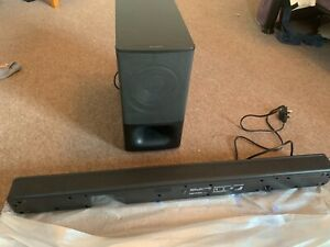 Sony HT-SD35 2.1 Channel Sound Bar With Wireless Subwoofer