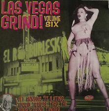 LP / VA ✶✶ LAS VEGAS GRIND #6 ✶✶ Lounge, Rock & Roll, Rhythm & Blues