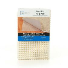 Mainstays Non-Skid Rug Pad 2ft x 3ft