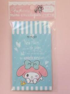 Kawaii Pochi Bukuro Small Bag 8pcs Sanrio Japan