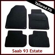 SAAB 93 Estate 2002 2003 2004 2005 2006 2007...2012 Tailored Carpet Car Mats NEW
