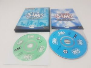 The Sims 1 Unleashed Expansion Pack PC CD-ROM