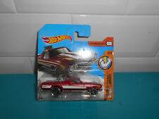 01.11.17.2 68 El camino muscle mania Voiture 3 inches 7cm HotWheels