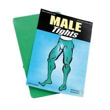 Male Mens Ladies XL Green Tights Fancy Dress Robin Hood Peter Pan Panto Costume