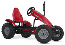 Berg Case Ih E-Bfr Kids 24V Electric Battery Pedal Car Go Kart Red 6+ Years New