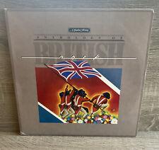 2 LPS ALBUM, ANTHOLOGY OF BRITISH ROCK BOWIE, KINKS, DONOVAN Vinyl Records