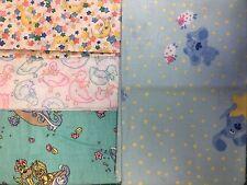 COTTON SCRAP BAGS- Children's Fabric 2