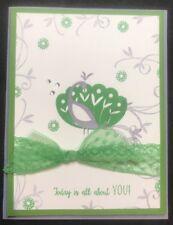 Happy Birthday Stampin' Up Card