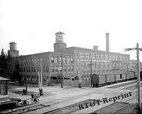 Historical Photograph Cadillac Motor Company Detroit Michigan 1905c  8x10
