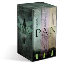 Die Pan-Trilogie: Band 1-3 im Schuber von Sandra Regnier (2016, Taschenbuch)