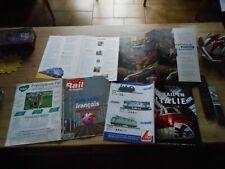 Bourgogne des TGV 1996 Rail Français dans le Monde , le Rail en Italie  ( train