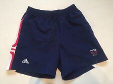 Adidas Olympics Team Gb 90s Vtg Shorts Ultra Rare 28 W
