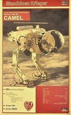 "HASWGAWA Maschinen Krieger MK-06 1/20 LUM-68 ""Camel"" scale model kit"