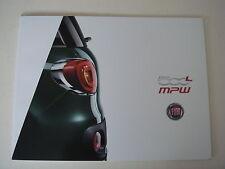 Fiat . 500 . Fiat 500 L MPW . June 2014 Sales Brochure