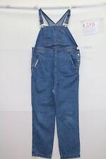 Salopette jeans Motherhood (Cod.S893) tg. M  usato vintage donna Premaman