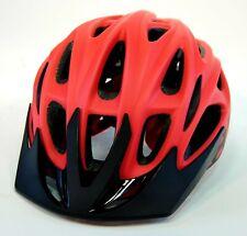 Cannondale Quick Bicycle Helmet 52-58cm Small/Medium Black/Red