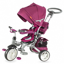 Tricycle 6in1 Coccolle Modi Violet, C102, DHS