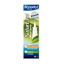 Benadryl Allergy Nature Ease Nasal Spray - 10ml *Dated End 2017 Hence Price*