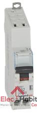 Disjoncteur unipolaire+neutre DNX3 32A Legrand 406786