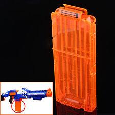 1Pcs Schnell.Reload Clip-System Darts für Spielzeugpistole Nerf N-Strike ,Deko