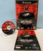 Batman: Vengeance (Nintendo GameCube, 2001) with Manual - Tested & Working