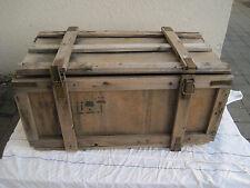 Shabby-Chick-Vintage Wein- Couchtisch Holzkiste  Couch Tisch  Möbel Schrank DDR